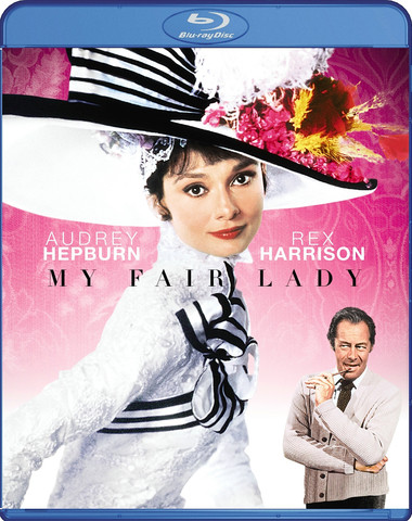 My Fair Lady (1964) Full Blu-Ray 44Gb AVC ITA DD 2.0 ENG DTS-HD MA 7.1