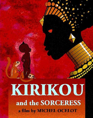 0Av04n Michel Ocelot   Kirikou et la sorcière (1998)