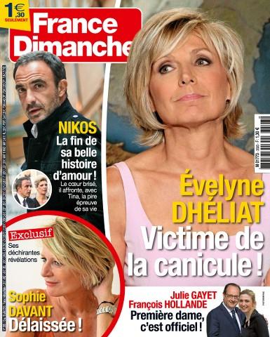 France Dimanche 3593 - 10 au 16 Juillet 2015