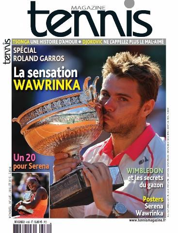 Tennis Magazine 463 - Mai 2015