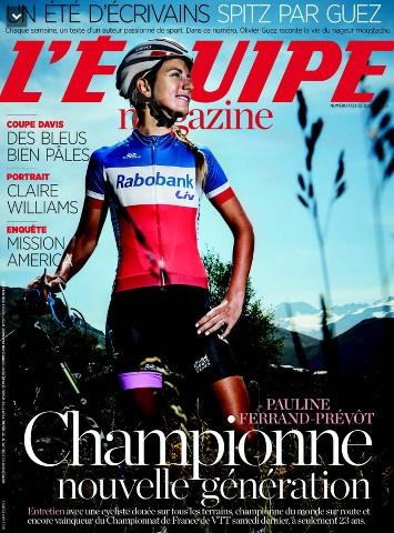 L'Equipe Magazine s1723 du samedi 25 juillet 2015
