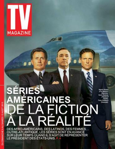 TV Magazine - 9 au 15 Août 2015