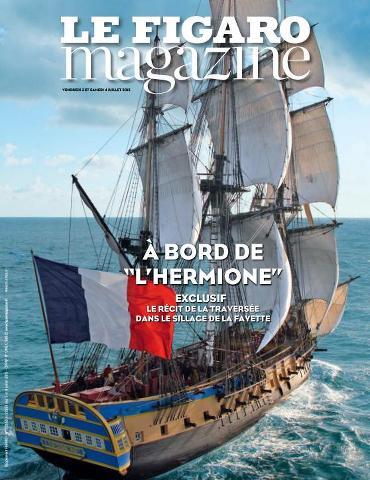 Le Figaro Magazine - 3-4 Juillet 2015