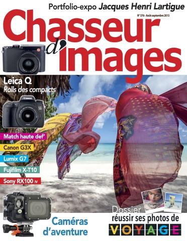 Chasseur d'Images 376 - Aout-Septembre 2015