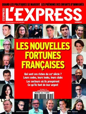 L'Express 3344 - 05 au 11 Août 2015