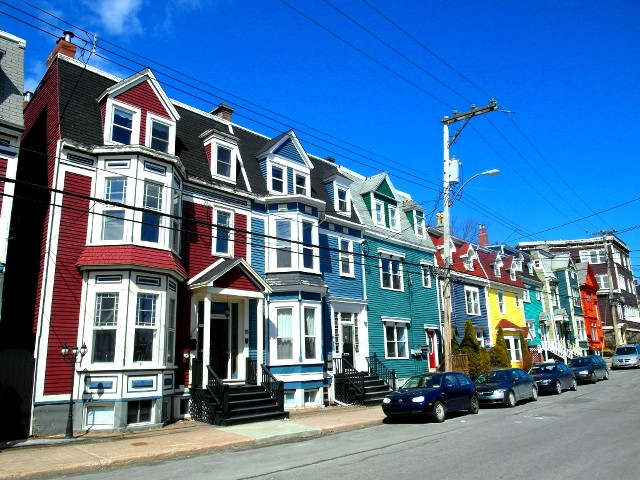 The Architectural Vernacular Of Newfoundland