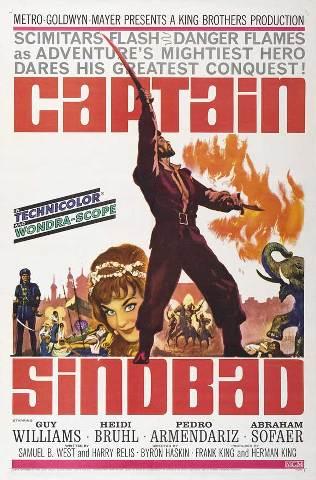 CimBVv Byron Haskin   Captain Sindbad (1963)
