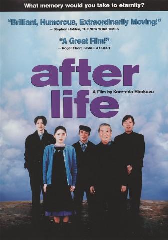 DHkhRh Hirokazu Koreeda   Wandâfuru raifu aka After Life (1998)