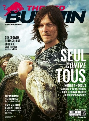 The Red Bulletin France - Septembre 2015