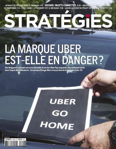 Stratégies - 9 Juillet 2015