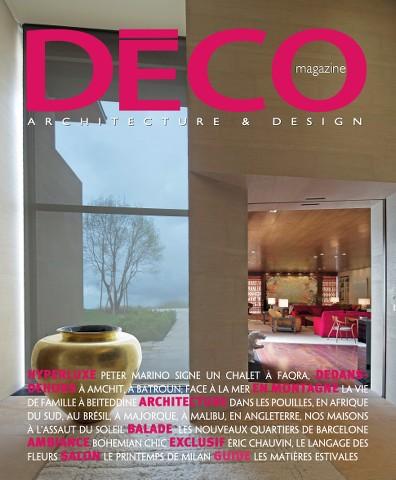 Déco Magazine 61 - Juillet-Octobre 2015