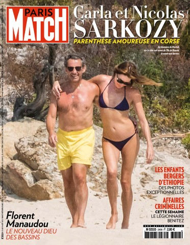 Paris Match 3456 - 13 au 19 Août 2015