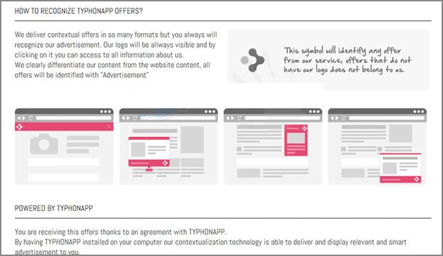 Reklamy TyphonApp