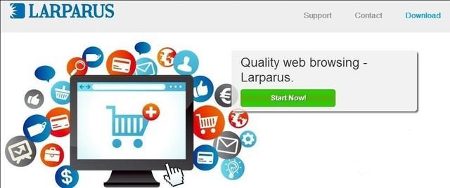 Larparus Ads