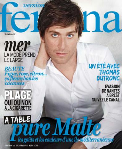 Version Femina Du 27 Juillet Au 02 Aout 2015