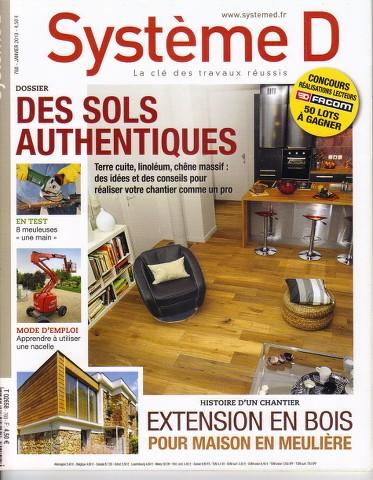 Systeme D 768 janvier 2010