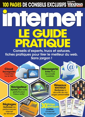 Windows & Internet Pratique Hors-Série 8 - Été 2015