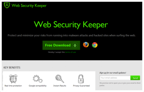 Web Protection Keeper