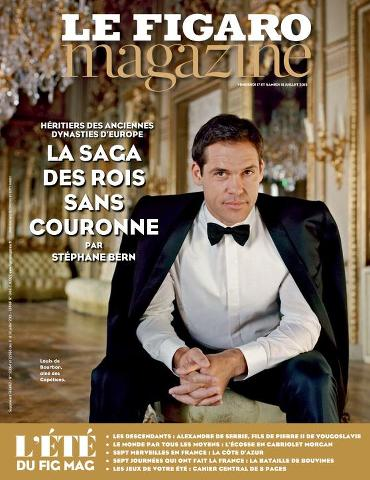 Le Figaro Magazine - 17 Juillet 2015