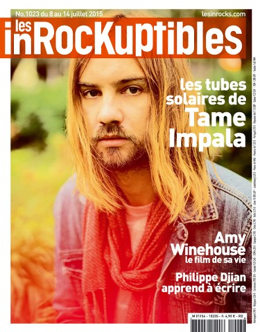Les Inrockuptibles 1023 - 8 au 14 Juillet 2015