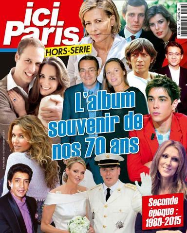 Ici Paris Hors-Série - Juillet 2015