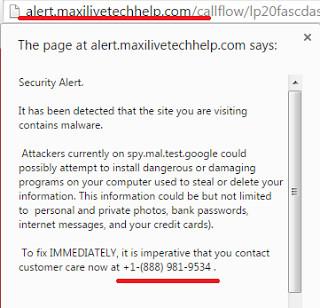 Maxilivetechhelp.com