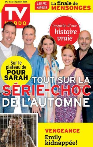 TV Hebdo - 4 au 10 Juillet 2015