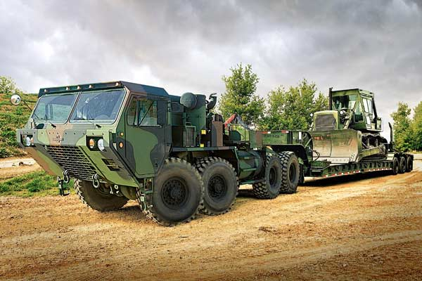 Military Wrecker For Sale >> HEMTT M983 LT Project Complete - General Topics - DHS Forum