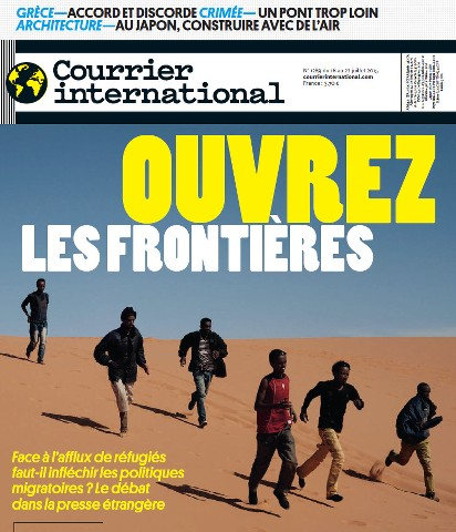 Courrier International 1289 - 16 au 22 Juillet 2015