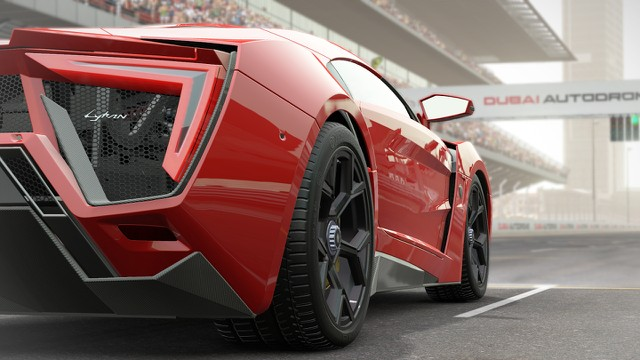 Project Cars Slightly Mad Studios New DLC Each Month Lykan Hypersport Porshe twin turbo W Motors n7thGear Sim Racing News