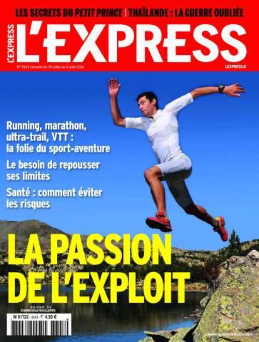 L'Express 3343 - 29 Juillet au 4 Août 2015