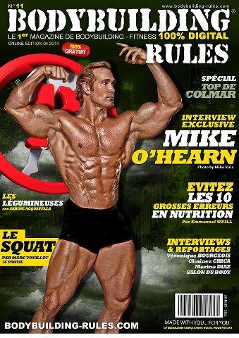 Bodybuilding Rules 11