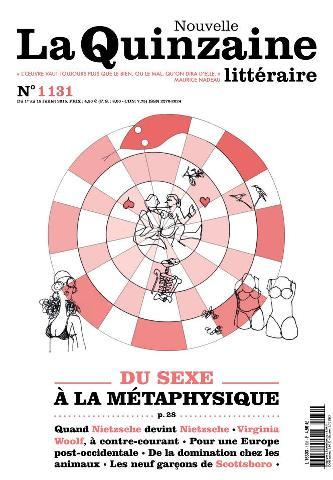 La Nouvelle Quinzaine littéraire - 1er au 15 Juillet 2015