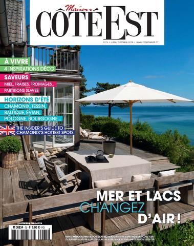 Maisons Côté Est 75 - Juillet-Septembre 2015