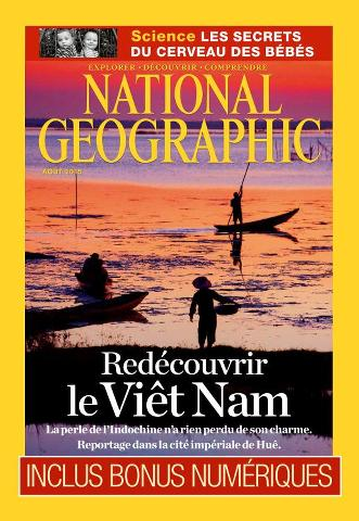 National Geographic 191 - Août 2015