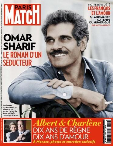 Paris Match 3452 - 16 au 22 Juillet 2015