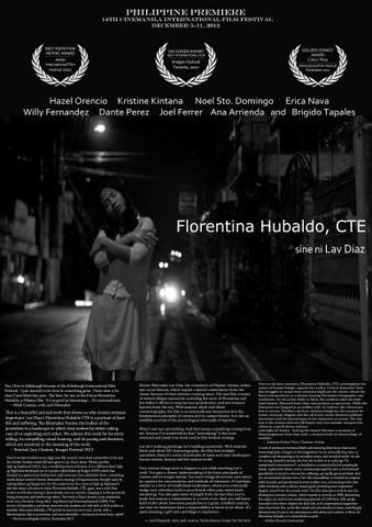 rhJtso Lav Diaz   Florentina Hubaldo, CTE (2012)