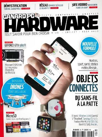 Canard PC Hardware - Juillet-Août 2015