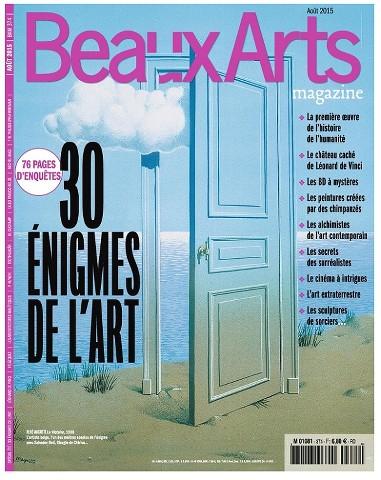 Beaux Arts 374 - Août 2015