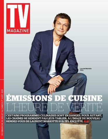 TV Magazine - 26 Juillet au 1 Août 2015