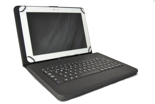 Copertura con tastiera per tablet samsung galaxy tab a 9 7 - Tastiera del letto ...