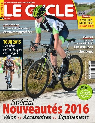 Le Cycle 462 - Août 2015