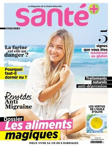 Santé + No.36 - Juillet 2015
