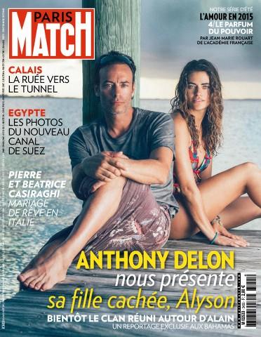 Paris Match 3455 - 6 au 12 Août 2015