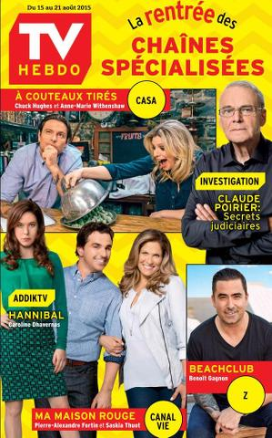 TV Hebdo - 15 au 21 Août 2015