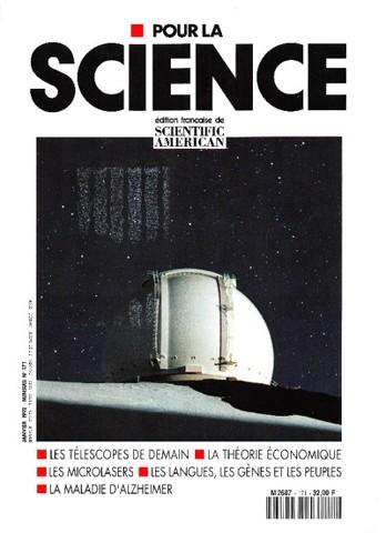 Pour la Science 171