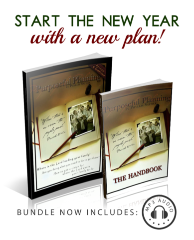 Purposeful Planning bundle
