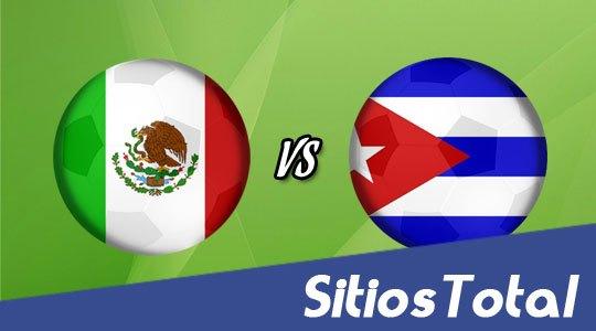 Pronóstico México vs Cuba Copa Oro