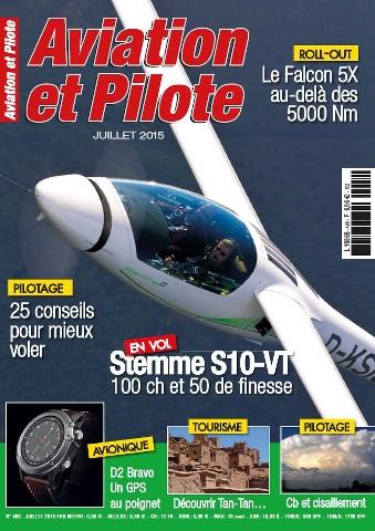 Aviation et Pilote 498 - Juillet 2015