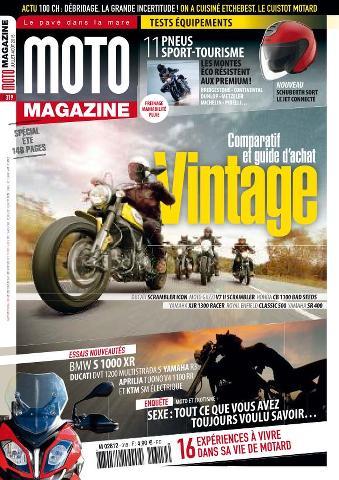 Moto Magazine - Juillet-Août 2015